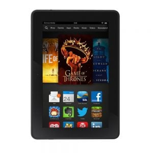 Amazon Kindle Fire HDX Özellikleri