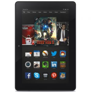 Amazon Kindle Fire HDX 8.9 Özellikleri