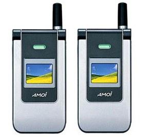 Amoi A210 Özellikleri