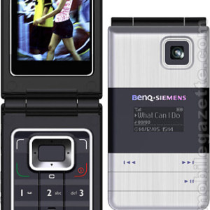 BenQ-Siemens EF71 Özellikleri