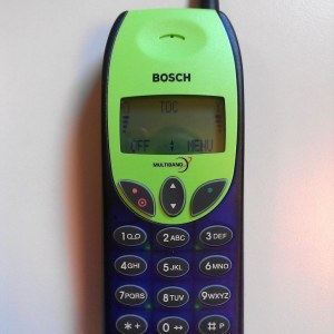 Bosch Com 509 Özellikleri