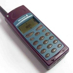Ericsson A1018s Özellikleri