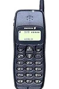 Ericsson GO 118 Özellikleri