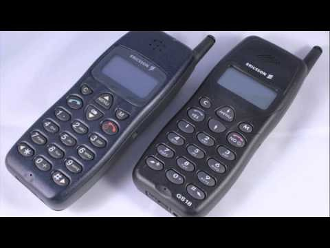 Ericsson GS 18 Özellikleri