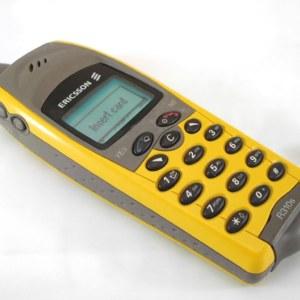 Ericsson R310s Özellikleri