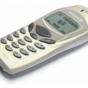Ericsson R600 Özellikleri