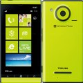 Toshiba Windows Phone IS12T Özellikleri