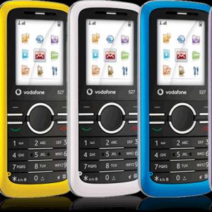 Vodafone 527 Özellikleri