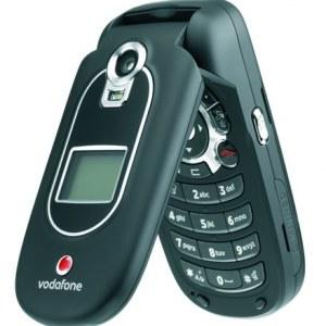 Vodafone 710 Özellikleri