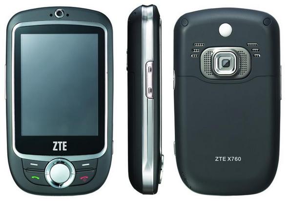 ZTE X760 Özellikleri