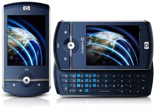 HP iPAQ Data Messenger Özellikleri