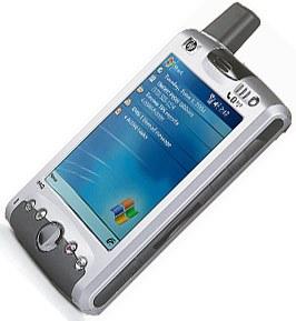 HP iPAQ h6320 Özellikleri