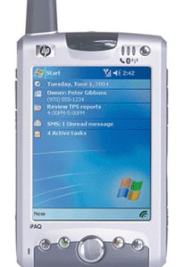 HP iPAQ h6325 Özellikleri