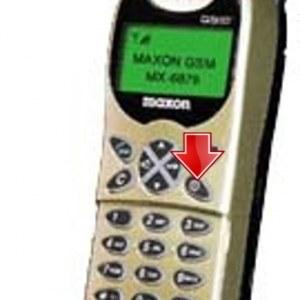 Maxon MX-6879 Özellikleri