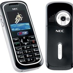 NEC e122 Özellikleri