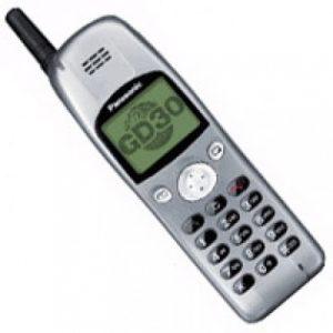 Panasonic GD30 Özellikleri