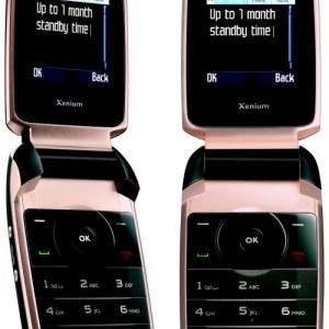 Philips Xenium 9@9h Özellikleri