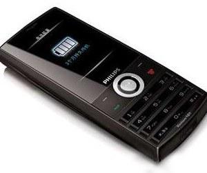 Philips Xenium X501 Özellikleri