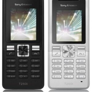 Sony Ericsson T250 Özellikleri