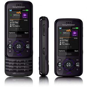 Sony Ericsson W395 Özellikleri