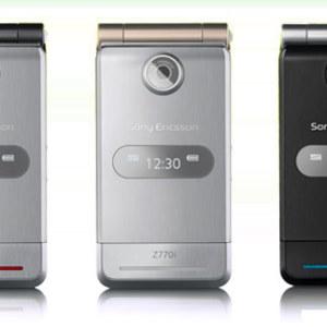 Sony Ericsson Z770 Özellikleri
