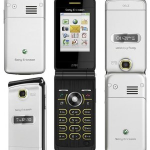 Sony Ericsson Z780 Özellikleri
