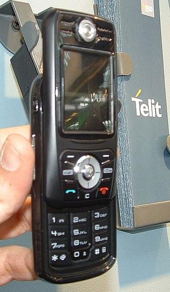 Telit t550 Özellikleri