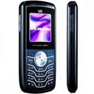 VK Mobile VK200 Özellikleri