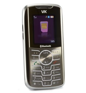 VK Mobile VK2020 Özellikleri