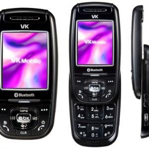 VK Mobile VK4000 Özellikleri
