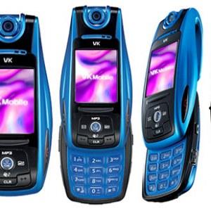 VK Mobile VK4100 Özellikleri