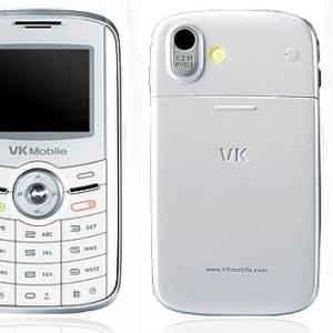 VK Mobile VK5000 Özellikleri