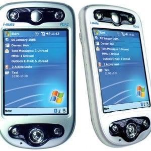 i-mate PDA2 Özellikleri