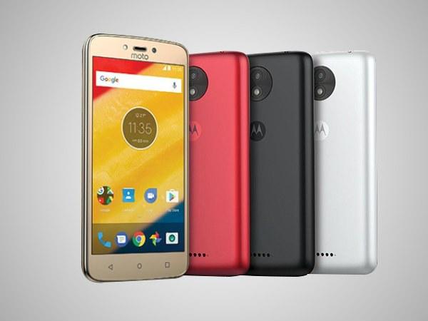 Motorola Moto C Plus Özellikleri