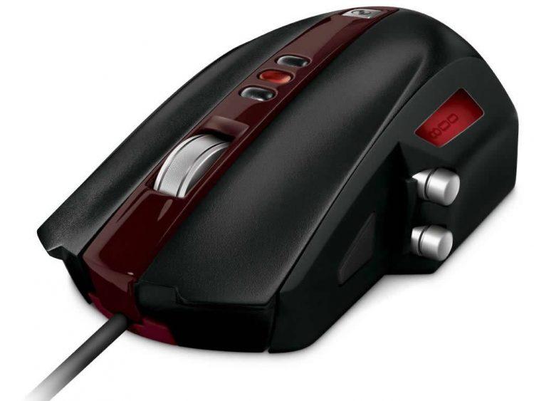 SideWinder ilk başlarda zor alışacağınız, alıştıktan sonra da elinizden düşürmeyeceğiniz bir fare.