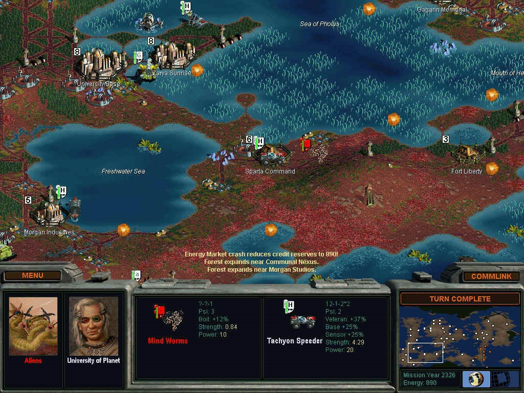 Sid Meier Alpha Centauri Game Download - ricenf