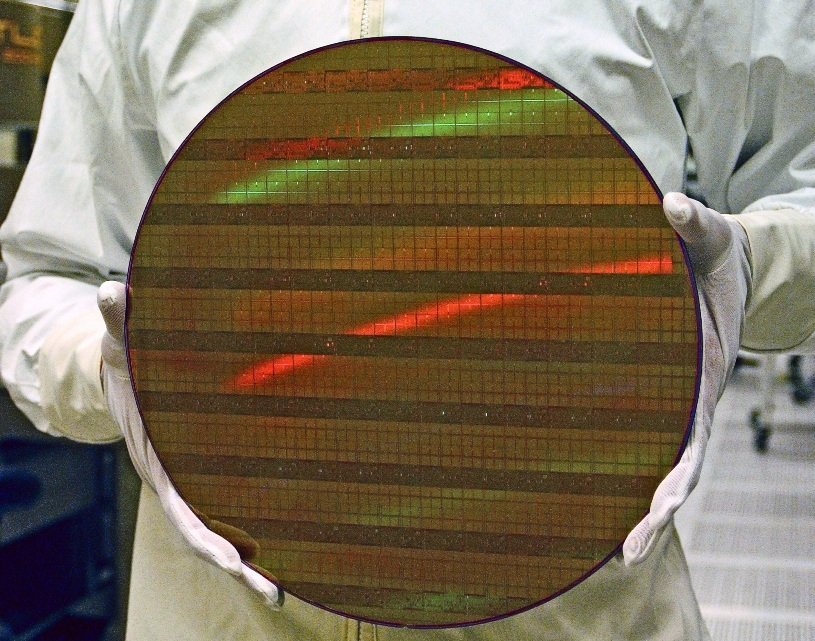Intel's Production Capacity Doubled in the Last Three Years