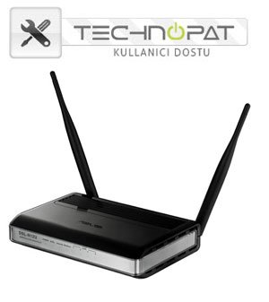 Technopat odul kullanici dostu ASUS DSL N12U Wireless N300 ADSL Modem Router ASUS DSL N12U Wireless N300 ADSL Modem Router İncelemesi
