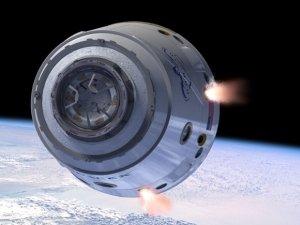 İlk ticari uzay aracı