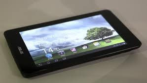 Google - Asustek Tablet