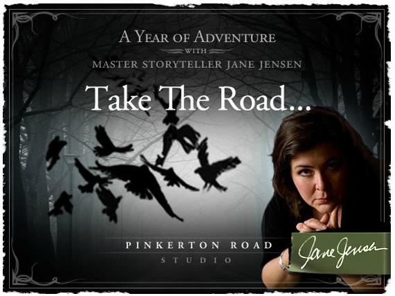 Jane Jensen Pinkerton Road