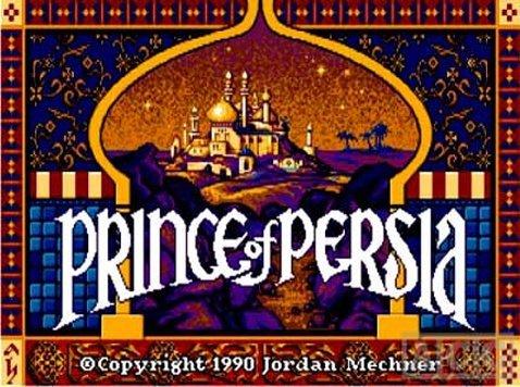 Prince of Persia Jordan Mechner