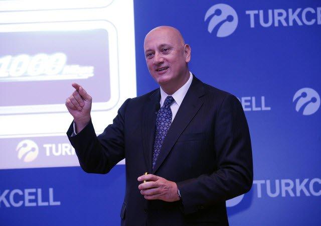 Turkcell CEO'su Süreyya Ciliv