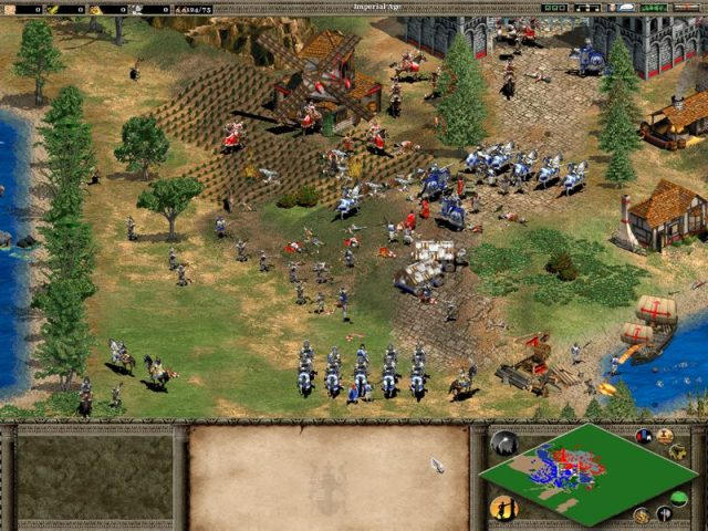 Age of Empire Age of Kings 640x480 90ların En İyi 20 Oyunu
