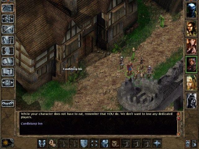 Baldurs Gate 640x480   90ların En İyi 20 Oyunu