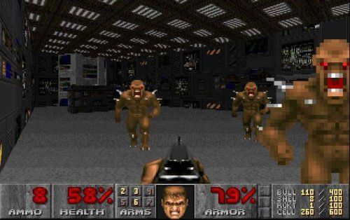 Doom 1   90ların En İyi 20 Oyunu