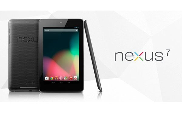 Google Nexus 7 Tablet Bilgisayar