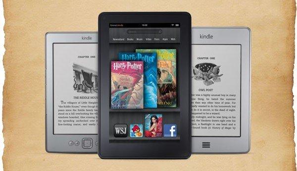 Kindle Harry Potter