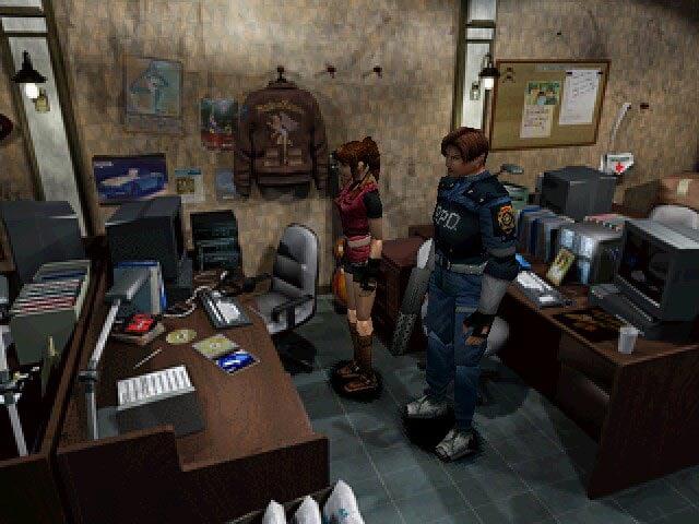 Resident Evil 2   90ların En İyi 20 Oyunu