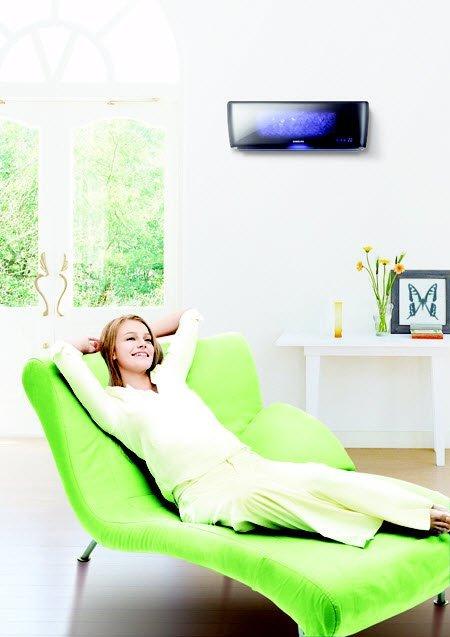 Samsung Klima: Delight Cool